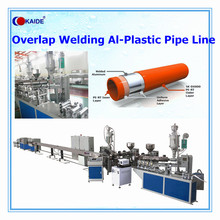 Machine manufacturing PAP pipe