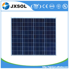 home solar systems solar battery 50w poly solar panels photovoltaic