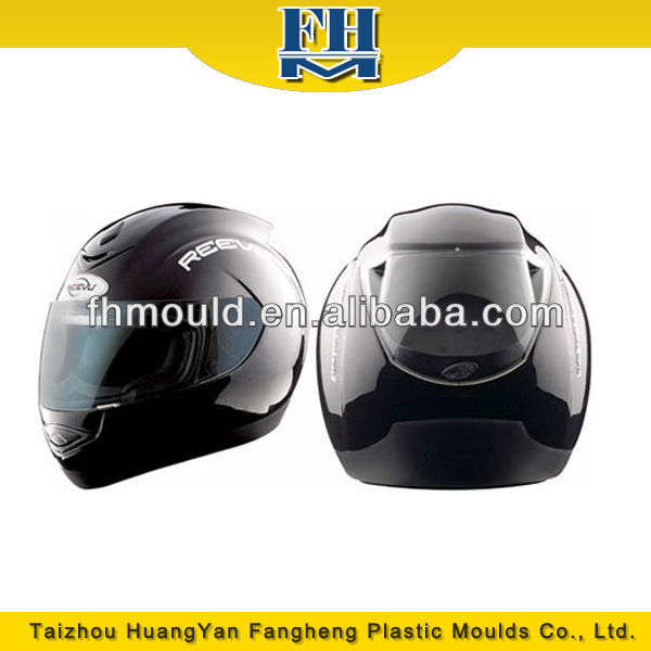 safety plastic helmet mould helmet visor mould