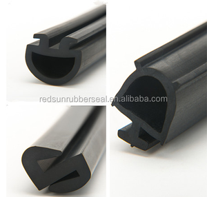 protective hard nbr rubber strip
