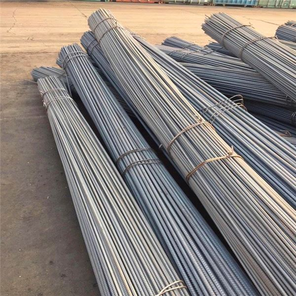 Standard Steel Deformed Various Diameter Steel Rebar Price Free cutting length High Quality