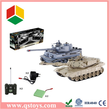 Popular rc tank,7 functions radio control toy