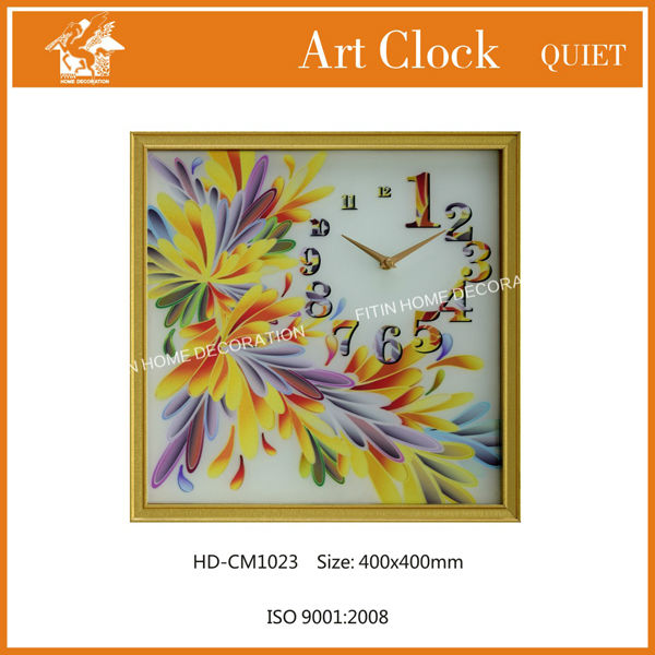 wall clock custom design