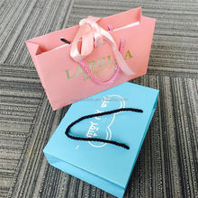 china factory custom cheap fancy paper purse gift bags