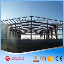 Hot Sale Steel Warehouse Framework Structural Steelwork Building Materials ISO CE Manufacturer Iron Products Materials Supplier