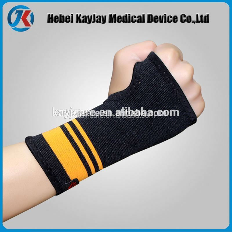 new products circular Knitting sport hand gloves / motorcycle hand guard