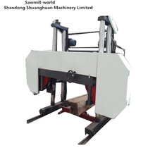 Large Size Wood Working Machine Sawmill Band Saws