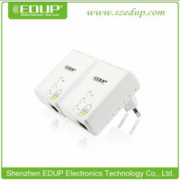 EDUP EP-PLC5511 200Mbps PLC HomePlug Powerline adapter