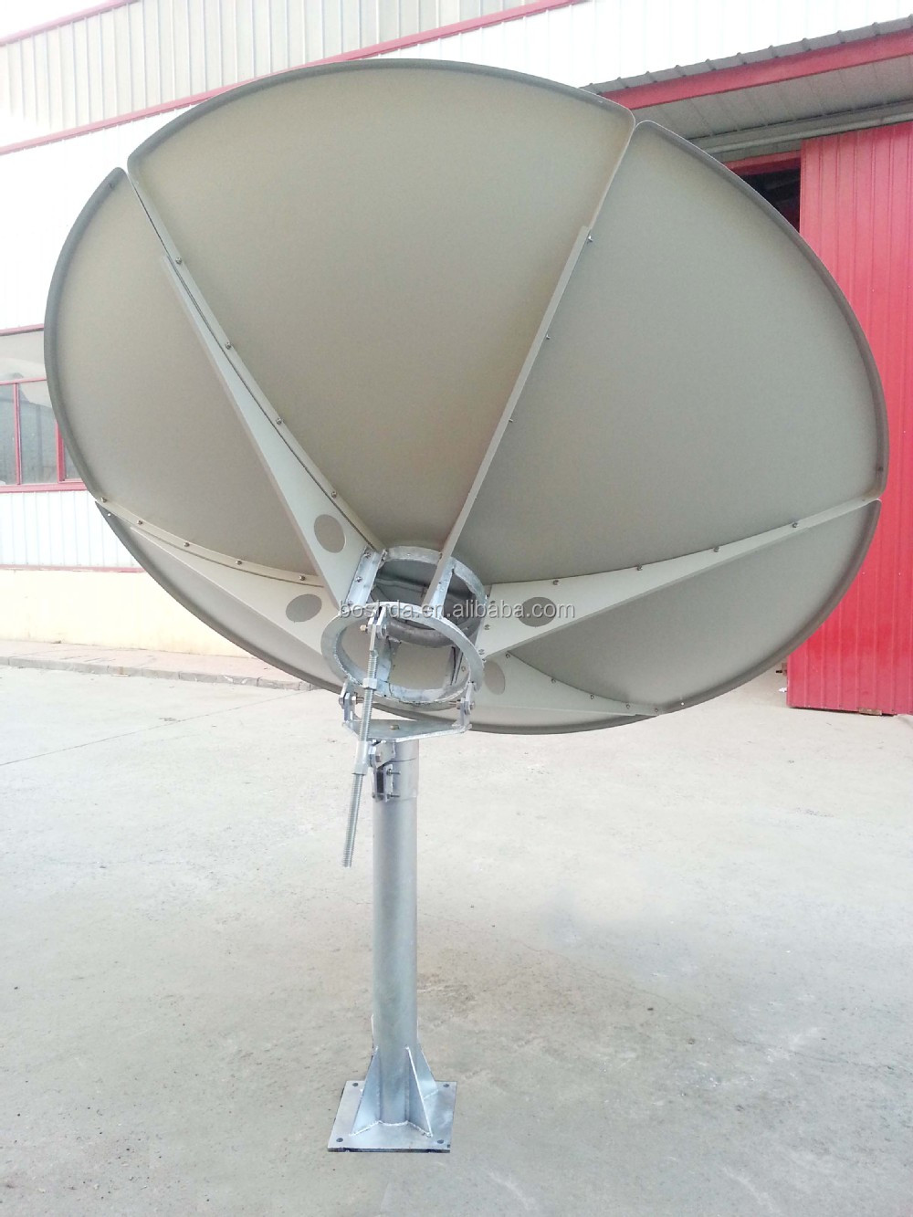 Телевизионные антенны из дисков