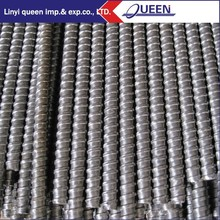 A PLANT TO MANUFACTURE STEEL REINFORCEMENT RODS USED TO REINFORCE CONCRETE