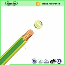 LV Installation PVC Insulated Electrical Cable