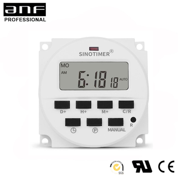 Automatic air conditioner timer switch TM-618-16A