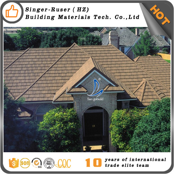 Stone-coated Metal Roofing Tiles South Africa Low Price High Quality China Manufacturer