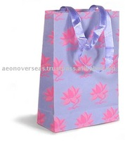 Eco Friendly handmade Paper gift Packaging Bag