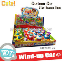 WIND UP CARTOON CAR WIND UP TOY