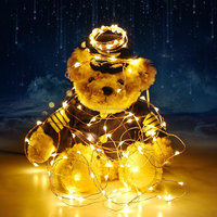 Battery box or plug in string lights commercial string lights patio light strings