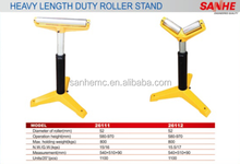 heavy duty adjustable pipe roller stands