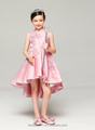 girls first communion dress scoop neckline sleeveless net fabric for girls dress baby dresses ED774
