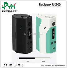 Alibaba wholesale Original WISMEC Reuleaux RX 200W with all color,best price ,fast shipping!!!