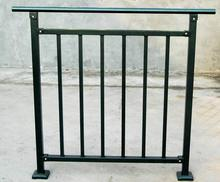 Galvanized steel balcony railing manufacture