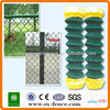 High quality cheap pvc coated and galvanized chain link fence mesh