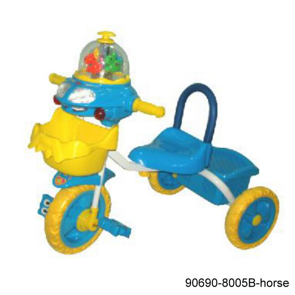 Hot Sell Children Tricycle Cheap Children Tricycle 90690-8005B-horse
