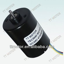 3650 dc brushless motor
