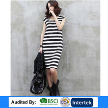 95%cotton and 5% Spandex Readymade Garments Wholesale Market Double Shirt Ladies Dresses OEM Clothing Manufacturer Summer Dress