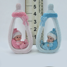 Resin Baby Baptism Souvenirs
