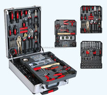 186pcs electrical tools names/professional mechanics tool sets/kraftwelle germany