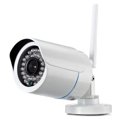 New listing, Waterproof <strong>Wifi</strong> 802.11 b/g/n Wireless IP Cloud Camera H.264 IR-Cut Night Vision Motion Detection