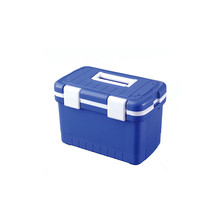 China Suppliers Plastic Eco-friendly 11L Thermal Insulation Ice Cooler Box
