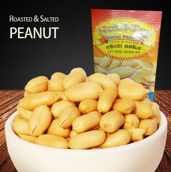Chinese snack food bagged roasted and salted peanut 20g polybag