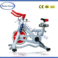 Commercial Cardiovascular Stationary Bike for Aerobic Exercise