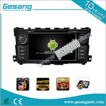 8 Inch touch screen car vehicle dvd gps navigation Android 5.1 car dvd player for nissan altima/teana 2013