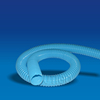 PVC coated steel wire vacuum suction hose