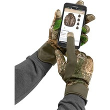 camo print touch screen outdoor winterhandschoenen
