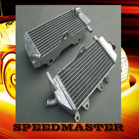 all aluminum motorcycle oil cooler radiator for yamaha YZ125