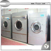 100kg industrial drying washer commercial laundry washing machines