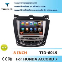 Car GPS Navigation for Honda Accord 7 2003-2007 with GPS, bluetooth ,mp3 player (TID-6019)