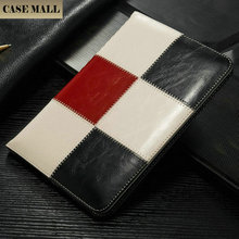New fashion handmade wallet case for mini ipad