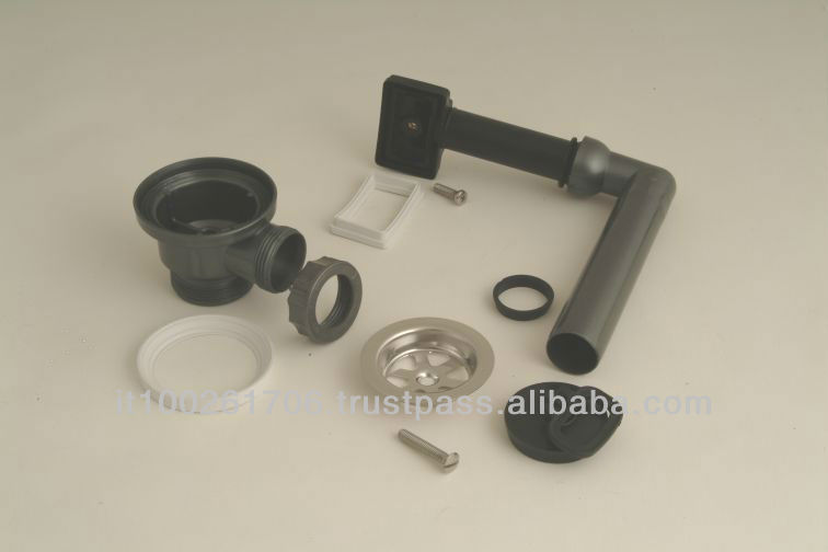 Plastic Waste pipe for sink