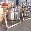 Factory price industrial automatic fruit jam making machine