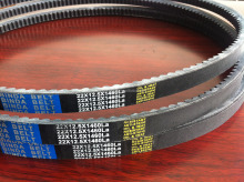 v belt cogged raw edge belts FMX,AX,BX,CX