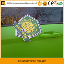 Car advertising magnets sticker