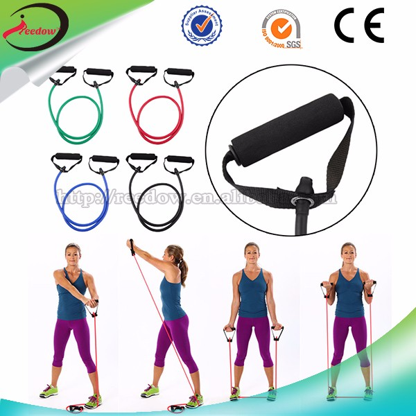 Ankle straps 3s rubber band training resistance tube loop