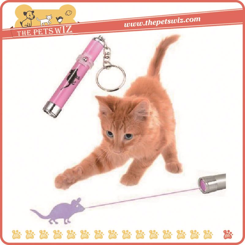 New 2016 p0wne flash laser top toys for cat