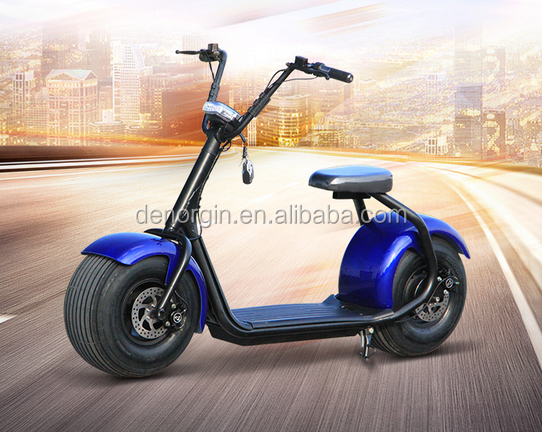 2016 Fashionable Electric Wheel Scooter Citycoco Electronic Dual Wheeler for Sports