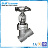 Class 1500 Socket Weld Forged Steel Y Type Globe Valve 1""