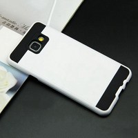 Latest New Design Colorful Pc Wire Drawing Phone Case For SUMSUNG A7100